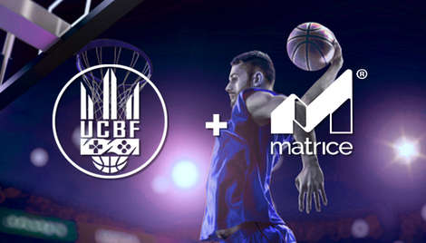 The Matrice team is a partner of the first-ever cyber basketball championship in Ukraine.