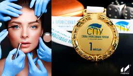 Медали нашего производства покоряют индустрию красоты!
