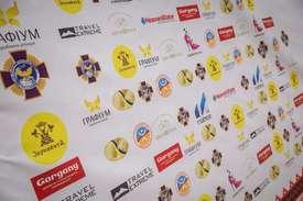 """Медалі ТМ """"Matrice"""" для фіналістів кросу «Поліська осінь 2019» у Житомирі!"""