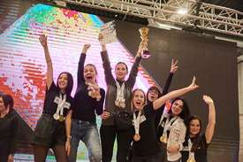 """Medals of the TM """"Matrice"""" for beauty-masters at the Ukrainian Championship SPU 2019"""