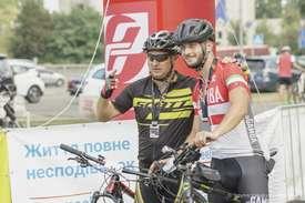 Matrice congratulates the finishers of the Kyiv Hundred 2019 randonnee!