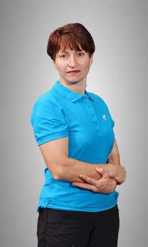 Наталья Волк