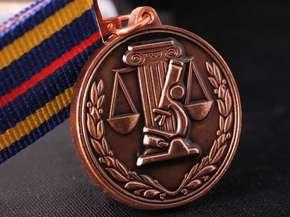 """Медаль на колодке """"Факультет"""""""