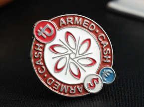 "Значок ""Armed Cash"""
