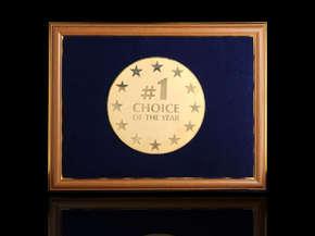 """Диплом """"Choice of the year"""""""