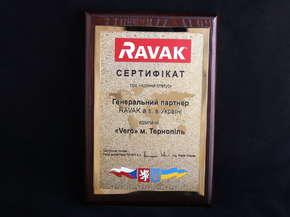 """Diplom """"RAVAK"""""""