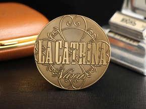 "Монета ""La Catrina"""