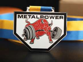 "Медаль""Metal Power"""