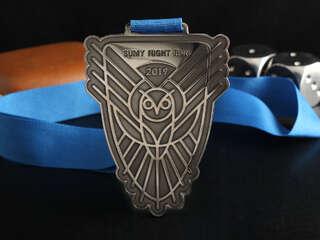 "Medal ""Sumy Night Run"""