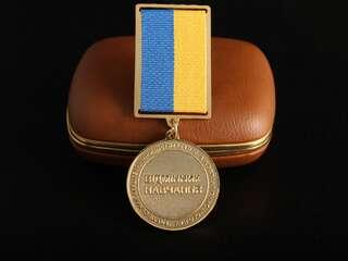 """Medal """"Vidminnyk navchannya"""""""