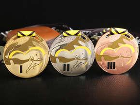 """Medal """"Smile race"""""""