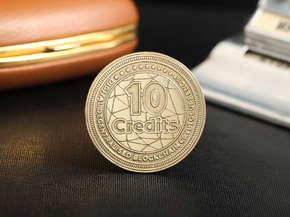 "Coin ""10 Credits"""