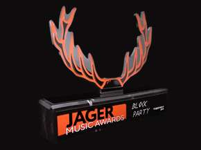 "Награда ""JAGER MUSIC AWARDS"""