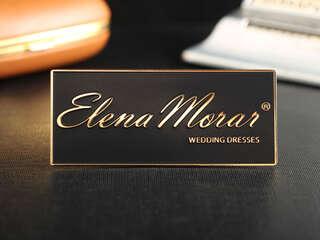 """Шильд """"Elena Morar"""""""