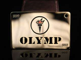 VIP карта з логотипом