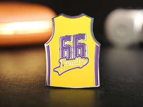 "Badge ""BB family"""