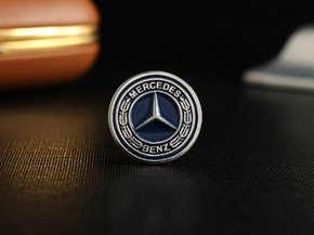 "Badge ""Mercedes"""