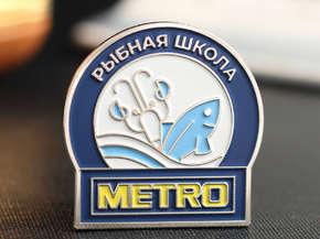 """Значок """"METRO"""""""