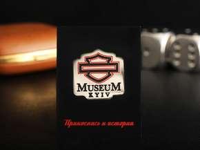 "Badge ""MuseuM Kyiv"""