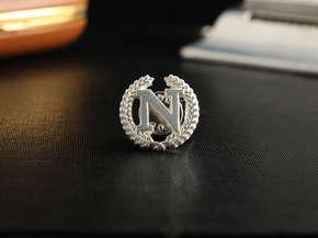 """Значок з емблемою """"N"""""""