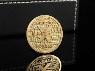 """Gold cryptocurrency to order """"Exmo coin"""""""